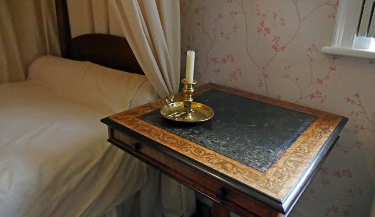 Bed - Jane Austens House
