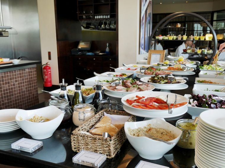 Buffet Lunch Sopwell House