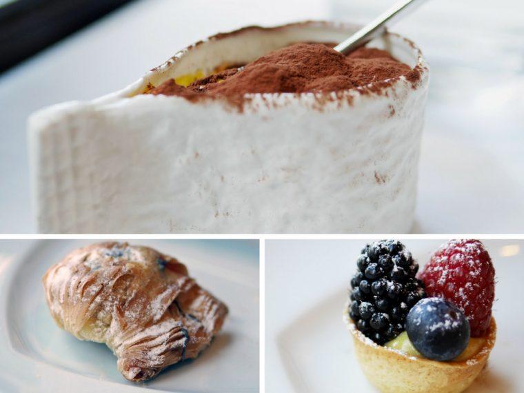 Cakes at Baglioni