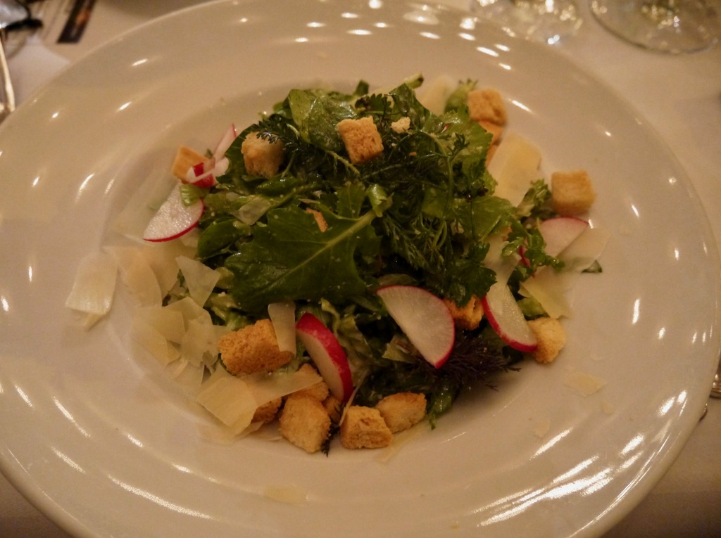 Ceasar salad - Berlin