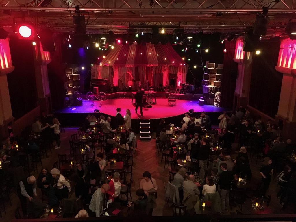 Chameleon Theatre Berlin