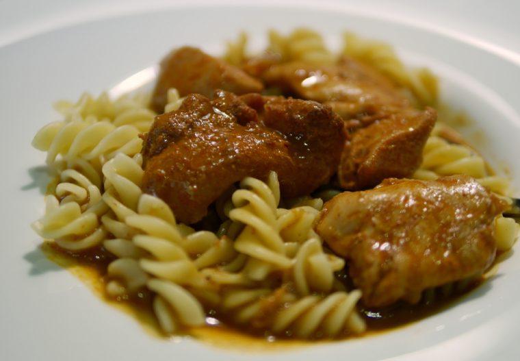 Chicken Paprika - Brno