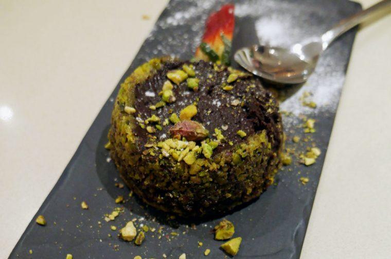 Chocolate Fondant - La Tagliata