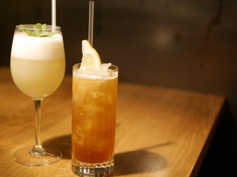 Cocktails at Palatino
