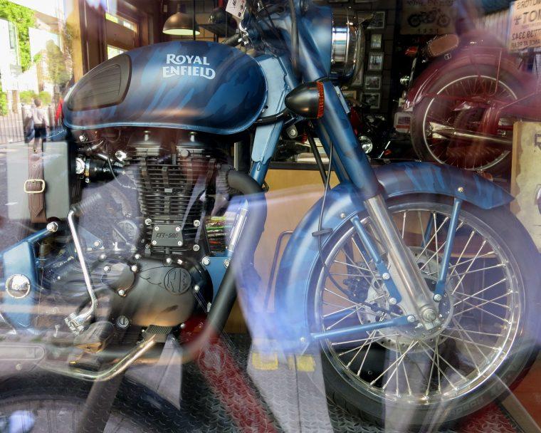 Cycle London Enfield Bike
