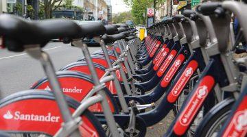 City Cycling – Camden Market to Borough