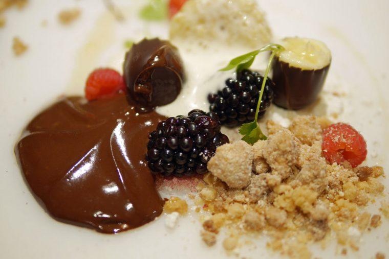 Dessert La Belle Assiette