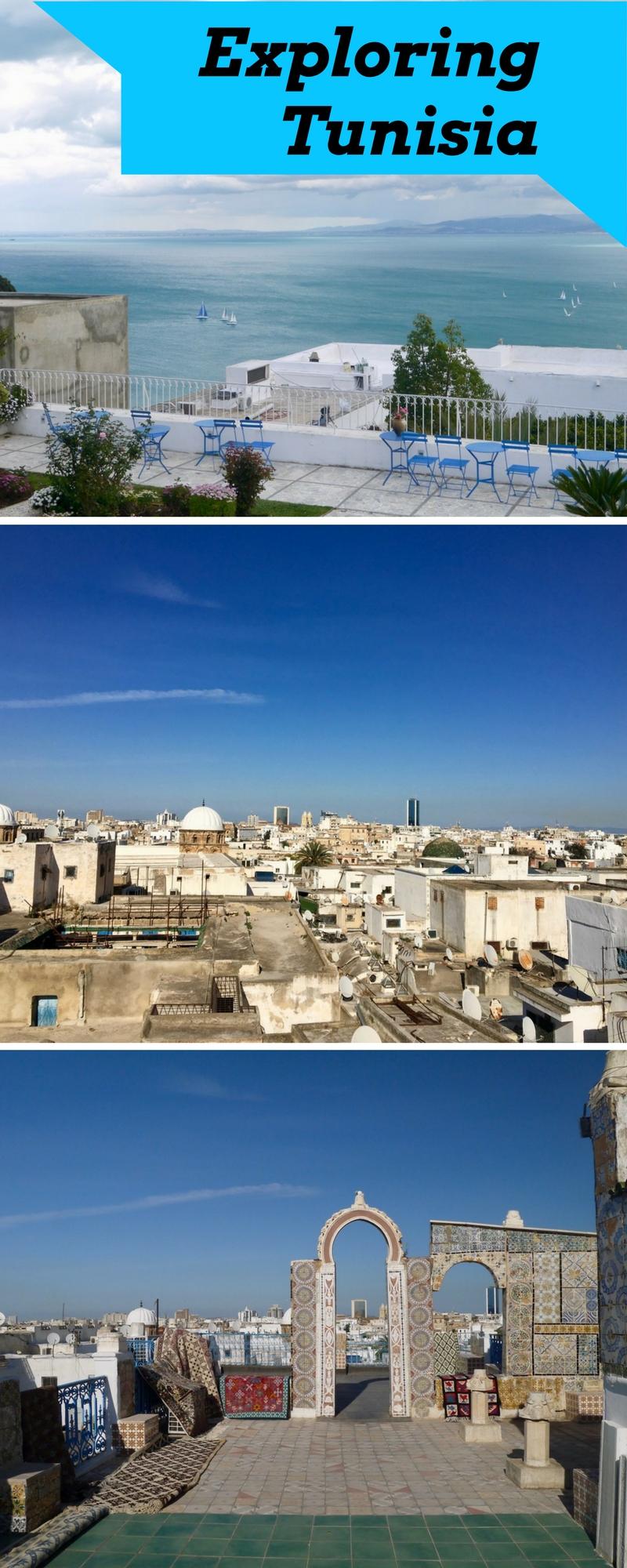 Exploring Tunisia - Day Trips from Tunis - Exploring Tunisia