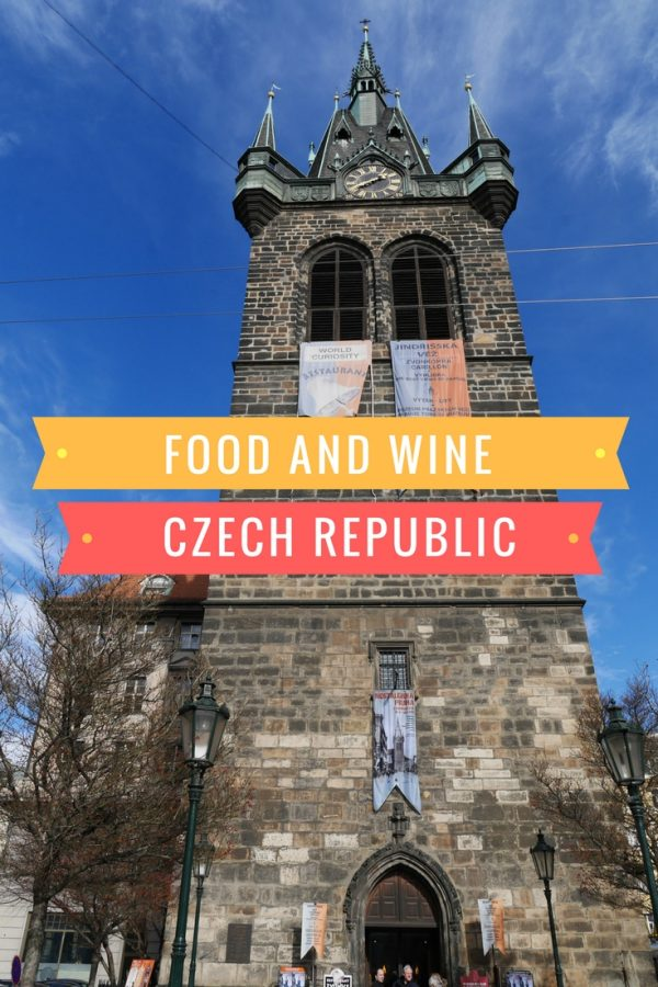 Food and Wine of the Czech Republic