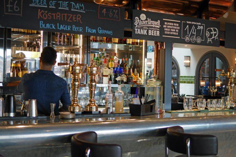 Galvin Hop Bar