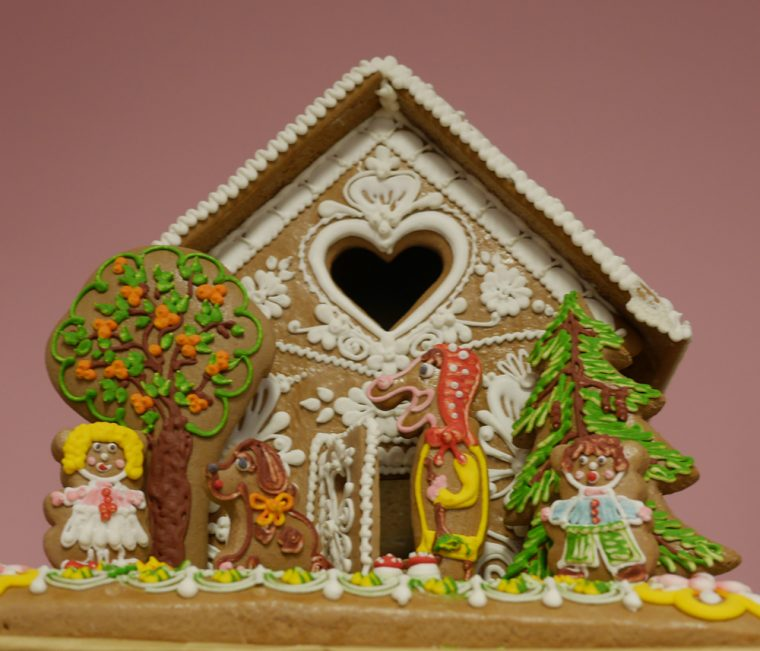 Gingerbread House Prague