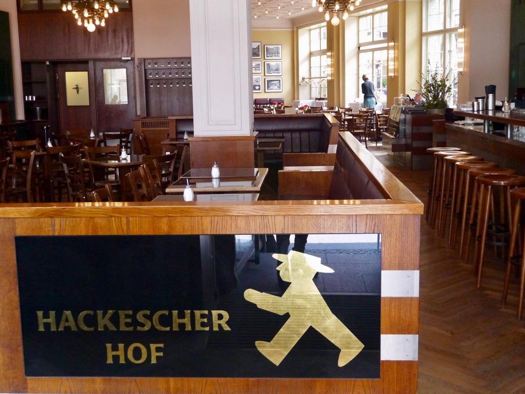 Hackesche Höfe interior Berlin