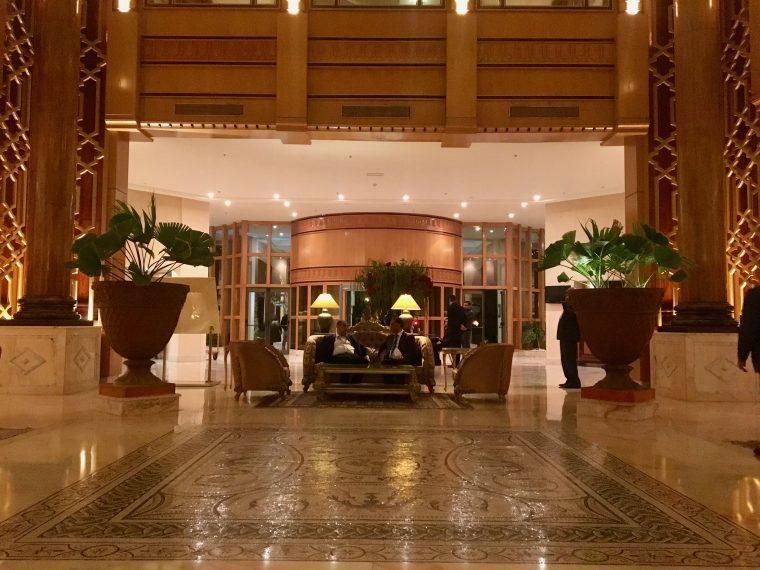 Regency Tunis Hotel Tunisia - Lobby