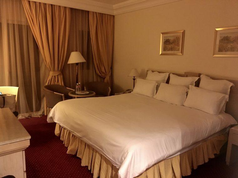 Regency Tunis Hotel Tunisia - Bedroom
