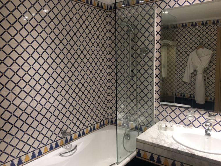 Regency Tunis Hotel Tunisia - Bathroom