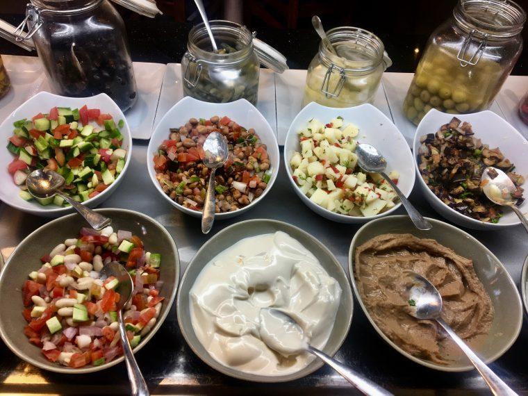 Regency Tunis Hotel Tunisia - Breakfast