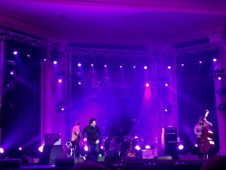 Jazz at Carthage - Liam Bailey