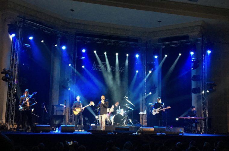 Jazz at Carthage - Mylo Sanko