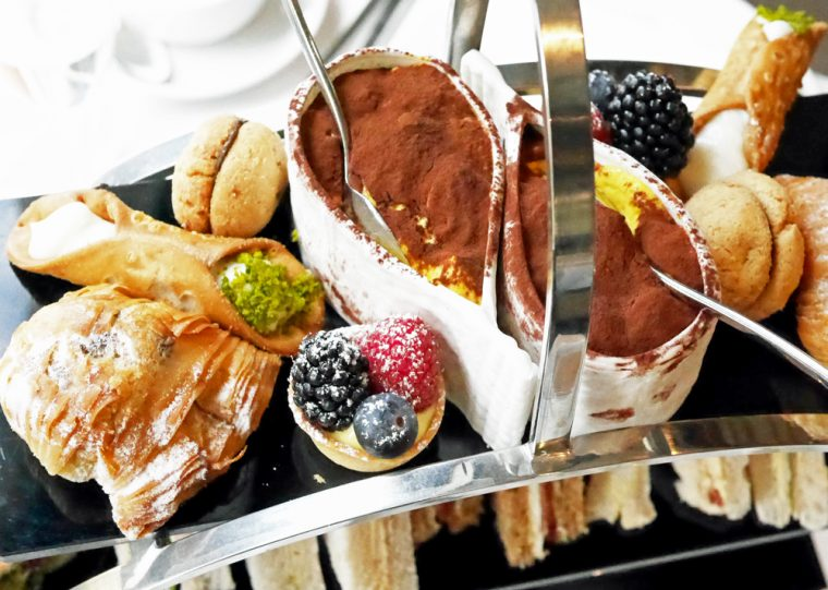 Italian Afternoon Tea - Baglioni