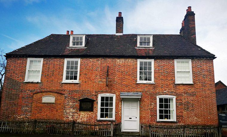 Jane Austens House Museum