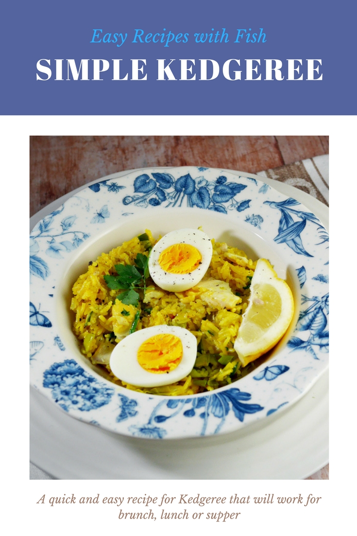 Easy Cooking with Fish - Kedgeree