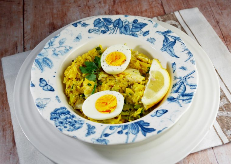 Kedgeree Smile