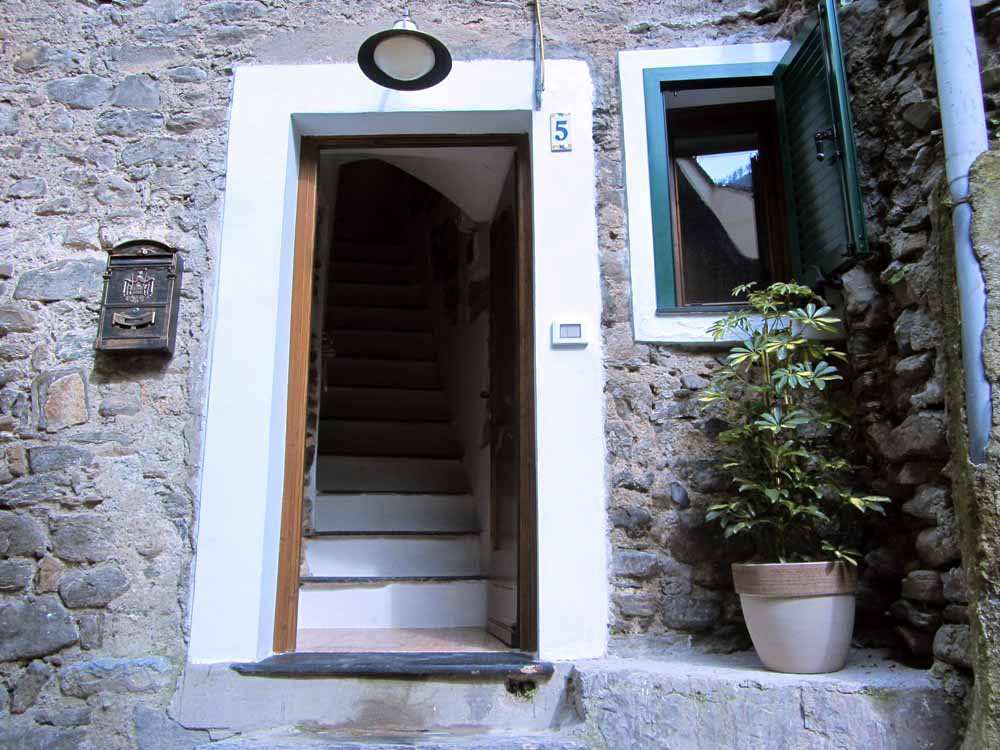 Liguria Holiday Homes - exterior