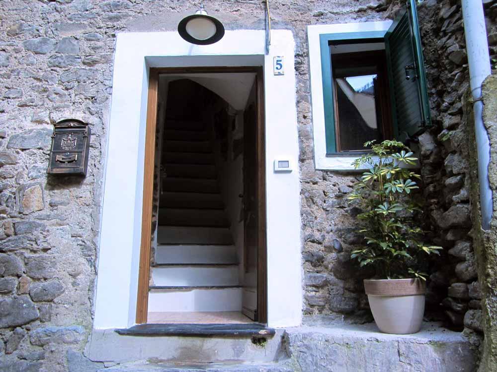 Liguria Holiday Homes - exterior