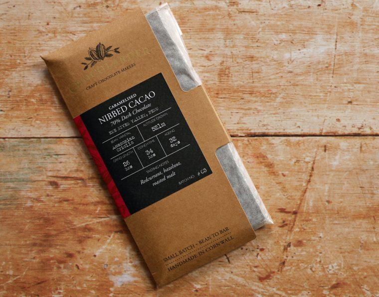 Market Porter Chocolate