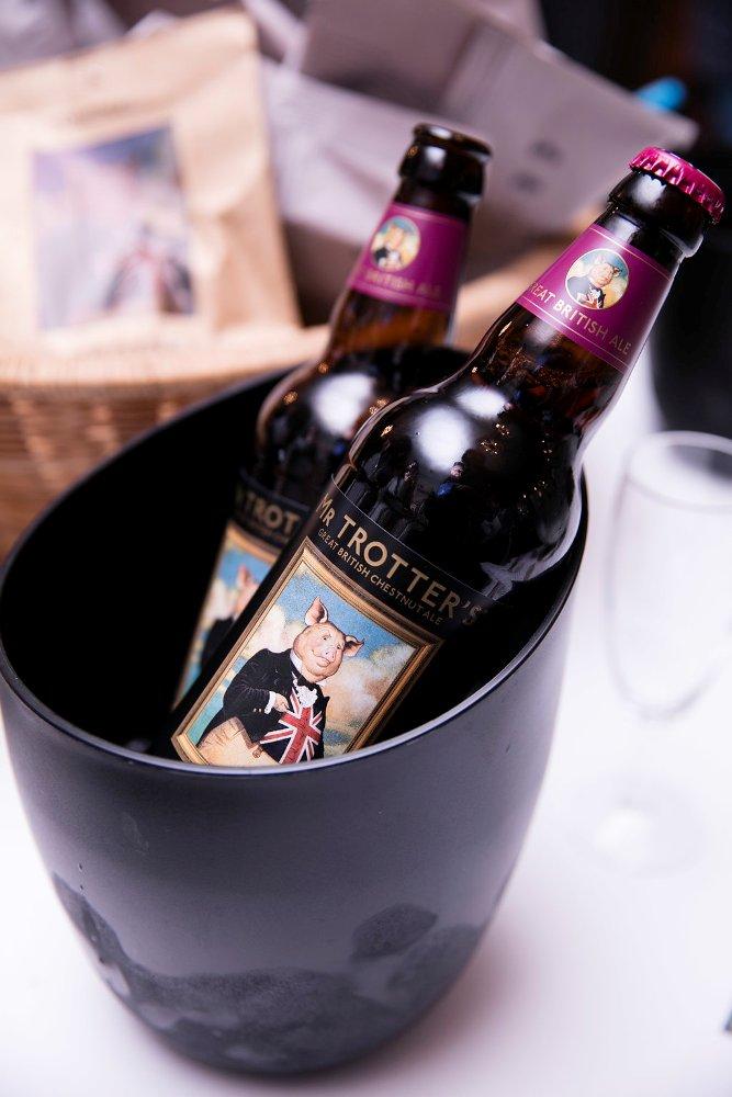 Mr Trotter's - Great British Chestnut Ale