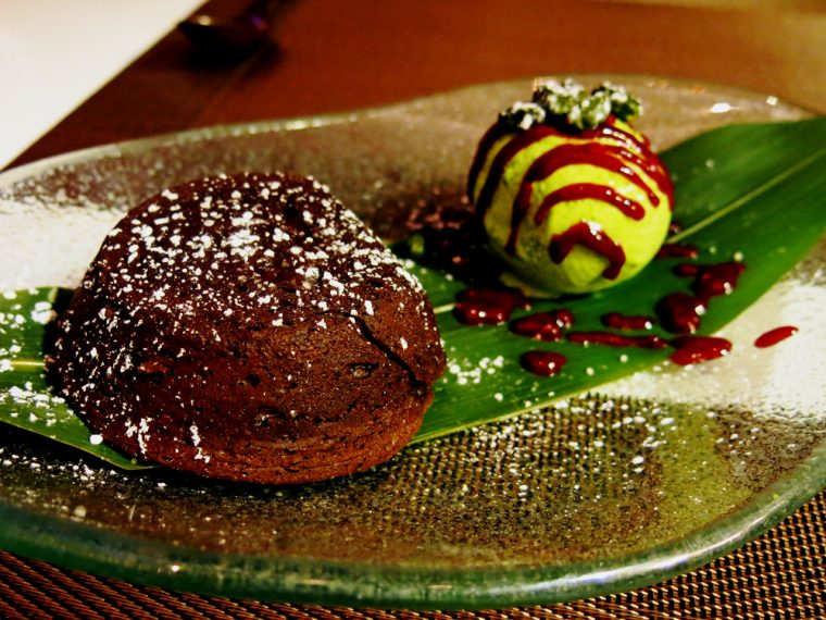 Nirvana Kitchen Chocolate Fondant