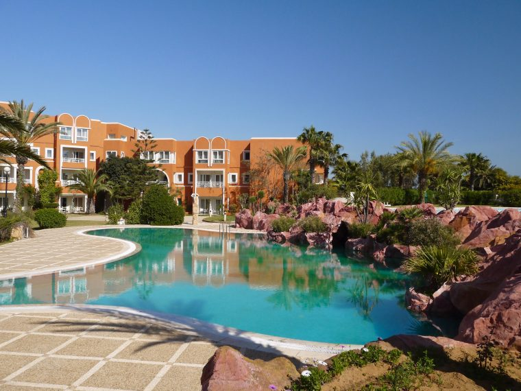 Regency Tunis Hotel Tunisia - Pool