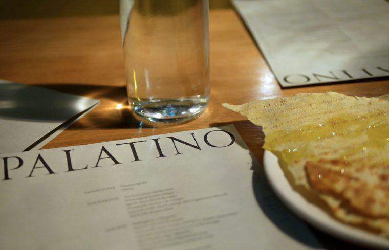Palatino Bread and Water