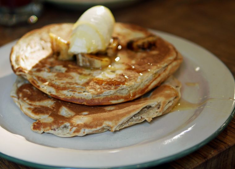 Pancakes Mac and Wild