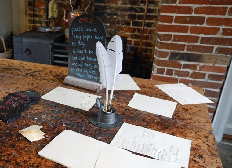Quill Pen Jane Austen