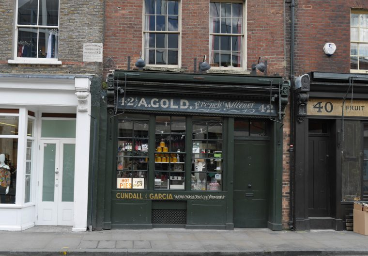 Spitalfields Shop Front
