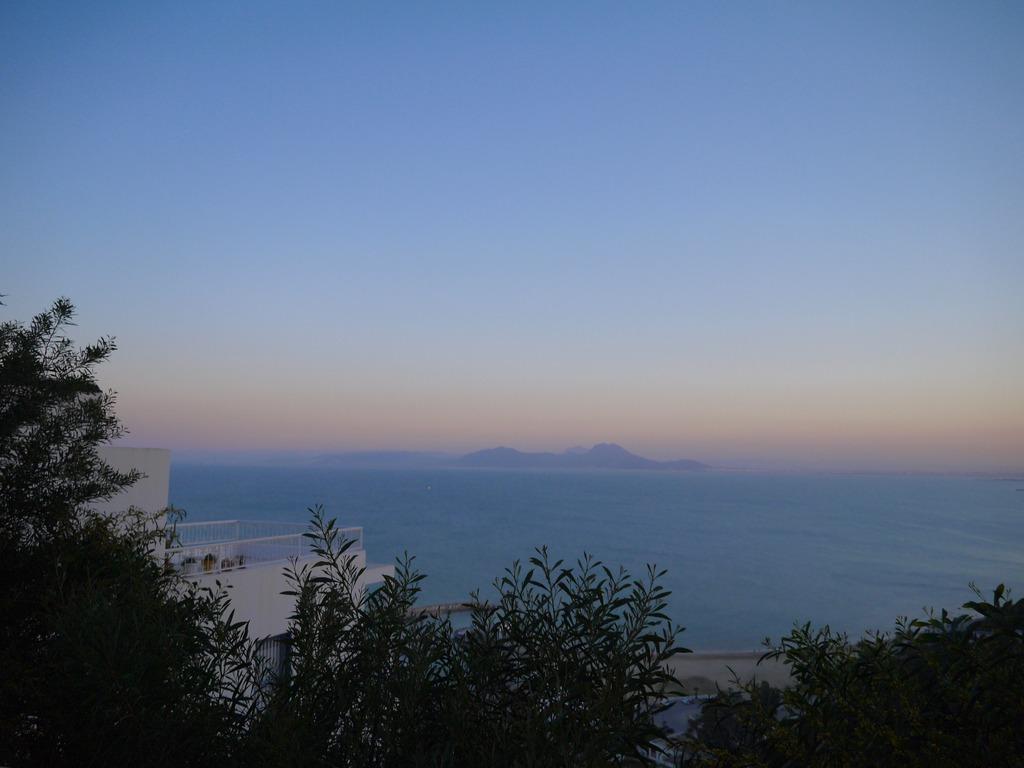 Sunset, Tunisia