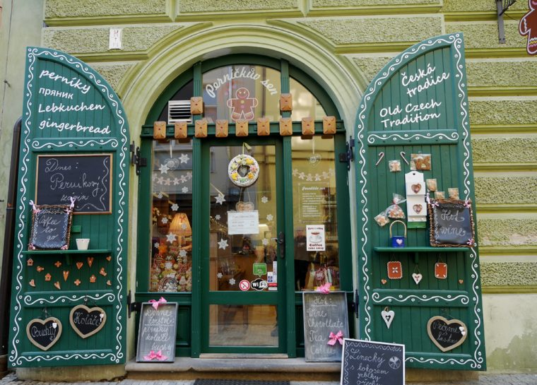 Traditional Gingerbread Prague