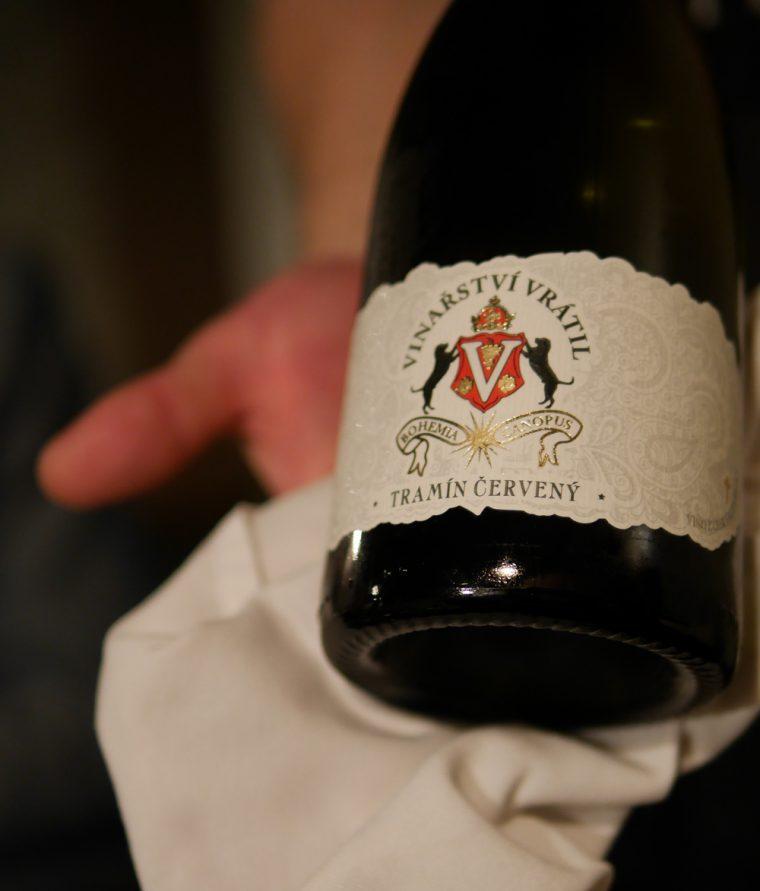 Wine Brno - Retro Consistorium