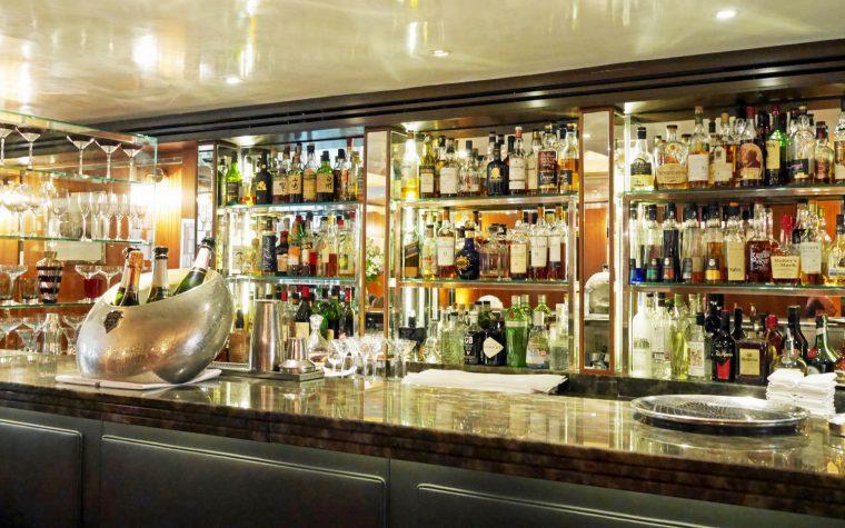 Bar at the Capital Hotel