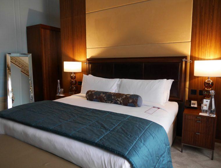 Bed Suite St Pancras Renaissance