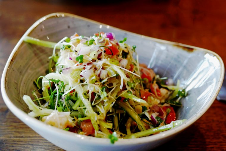 Bistro Vadouvan Crab Salad