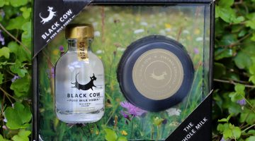Black Cow Vodka – Made From Milk