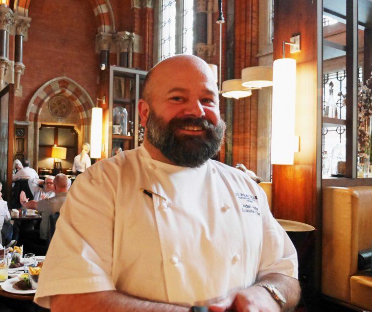 Chef St Pancras Renaissance