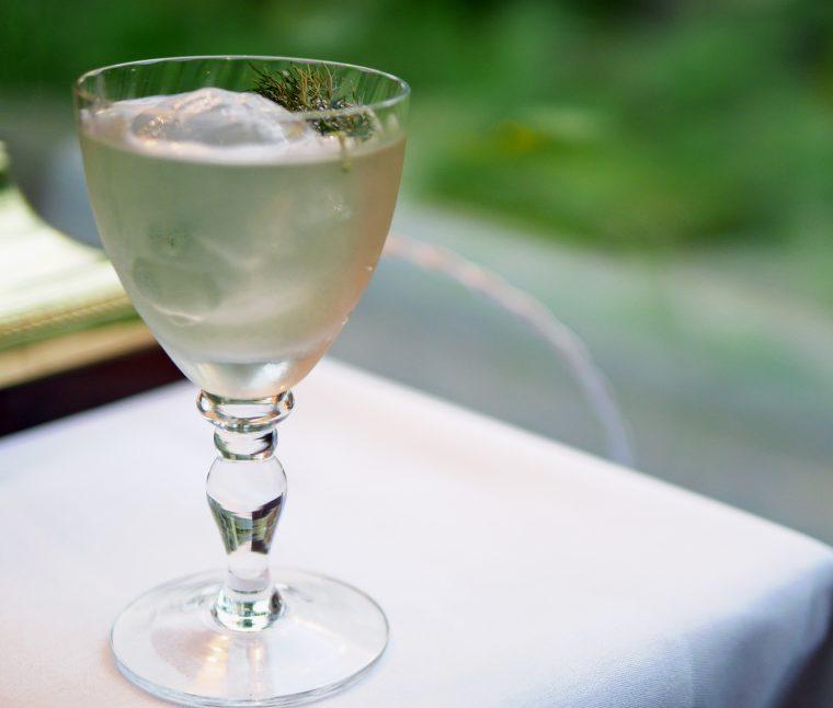 Cocktail - Belmond Pullman Tanqueray 10