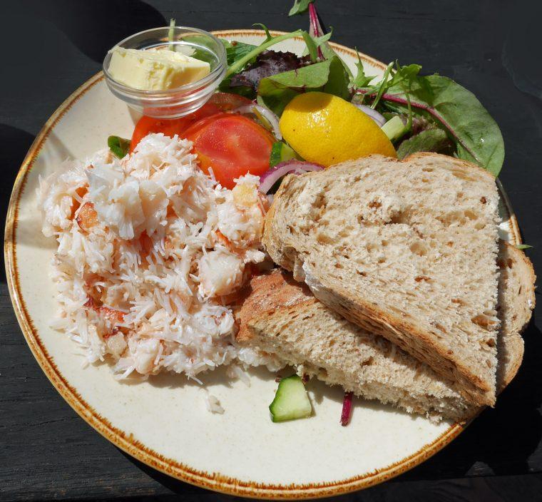 Crab Salad St Marys Juliets