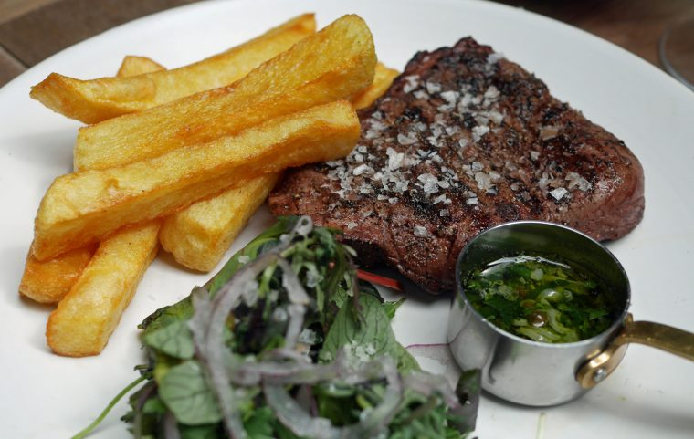 Duke of Sussex Flat Iron Steak