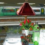 Tanqueray No. TEN on the Belmond British Pullman