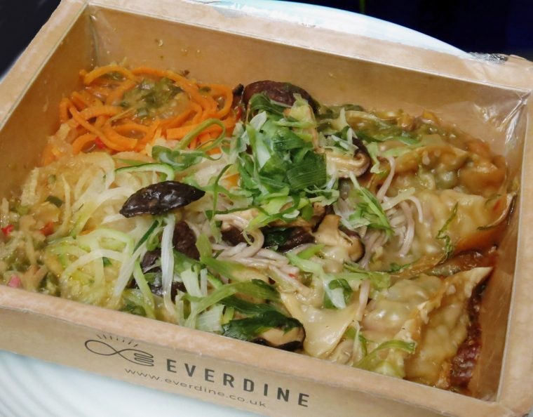 Everdine Vegetable Gyoza