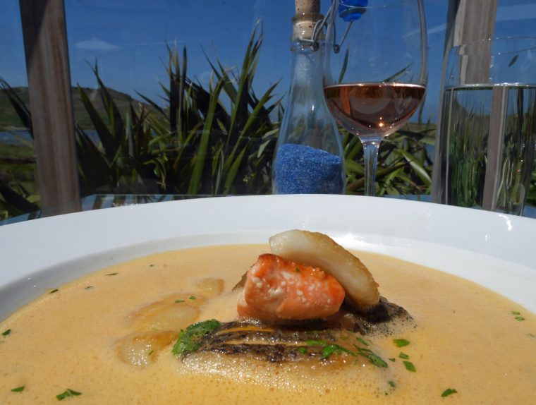 Lunch Hell bay Hotel Bryer Boullabaise 2